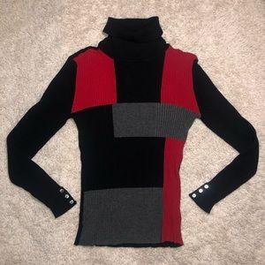 6/$20 Style & Co. size medium turtleneck sweater